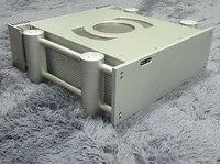 Bz5218 Алюминий корпус предусилителя шасси Мощность усилитель случае/коробка Размер 519*173*500 мм
