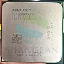 AMD FX-Série FX6100 3.3 GHz SIX-Core CPU Processeur FX 6100 FD6100WMW6KGU 95 W Socket AM3 +