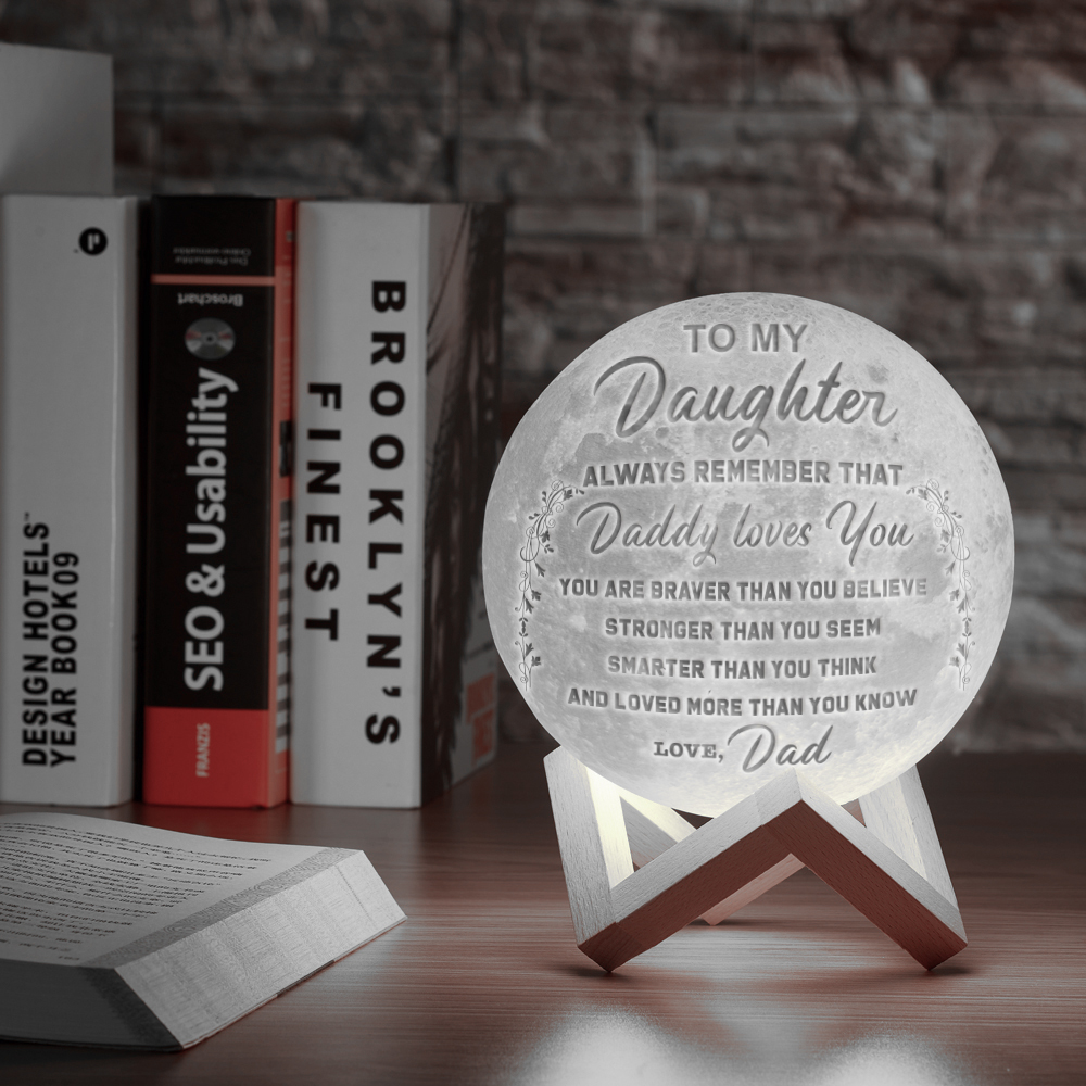 to my daughter dad