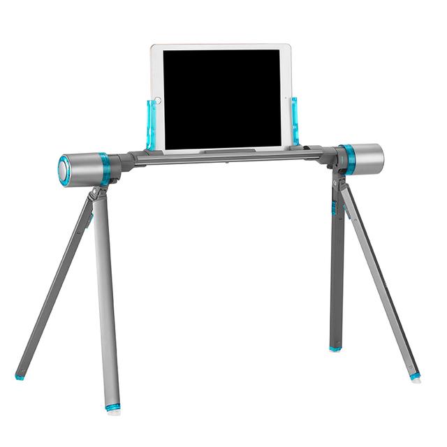 Dobrável 10 polegada Tablet PC/telefone stand titular 4 inch compatível 5/6/7/8/9/10' de alumínio ultra-leve