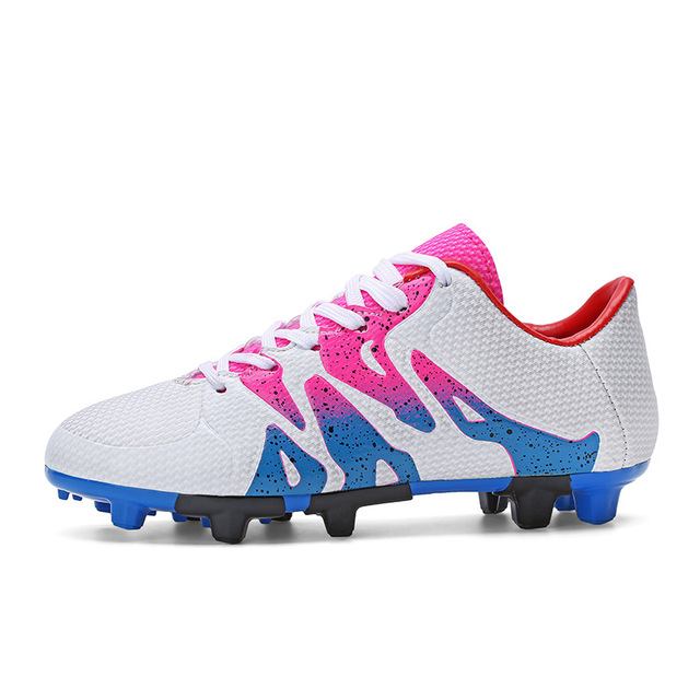 9187f251d10 AG TF Turf Professional Football Superfly Grass Indoor Shoes Training  Football Boots Soccer Shoes Cleats Women 3.5 34 EUR Size