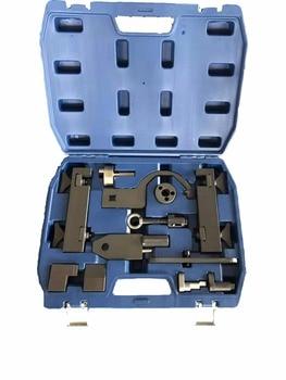 Kit de herramientas de alineación de árbol de levas para Jaguar Discovry 4 Rang Rover Sport V8 5,0 L herramienta de cadencia del motor, bomba de combustible y removedor de inyectores
