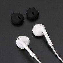 Ootdty 2 пары силиконовые вкладыши гарнитуры наушники анти-потерянный уха Кепки для Apple airpods