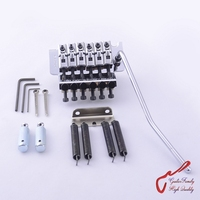 Original Genuine GOTOH GE1996T 36MM Block Locking Tremolo System Bridge Without Locking Nut Chrome MADE IN