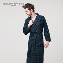ba326ea0ed Buy cotton night robe long sleeve and get free shipping on AliExpress.com