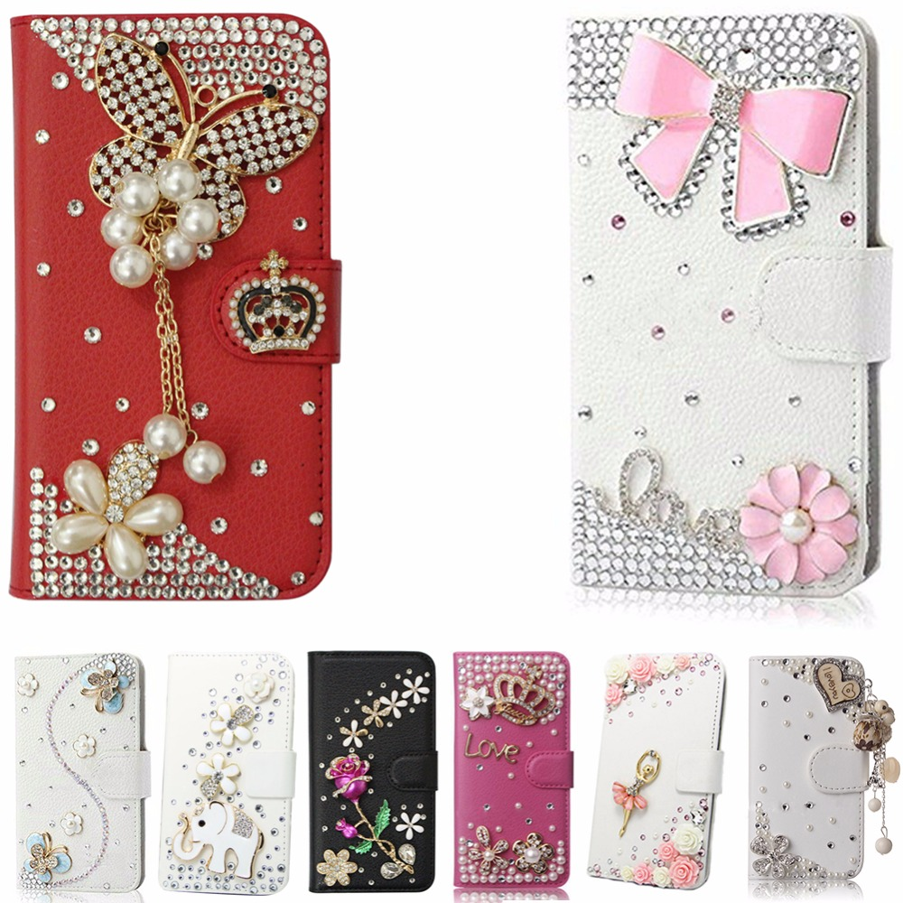 IKASEFU Compatible with iphone X//XS Case,Shiny butterfly Rhinestone Emboss Love shape Floral Pu Leather Diamond Bling Wallet Strap Case with Card Holder Magnetic Flip Cover For iphone X//XS,purple