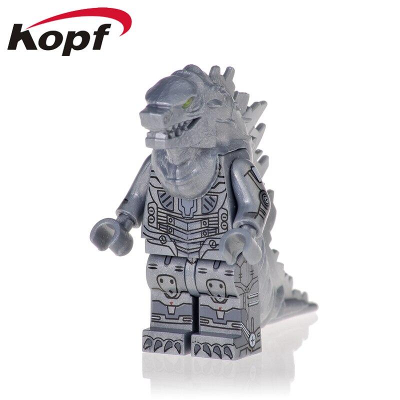 Legoed Minifigured Single Sale Halloween Action Crystal Cyclops Skeleton Building Blocks Figures Gift Toys For Children PG1189