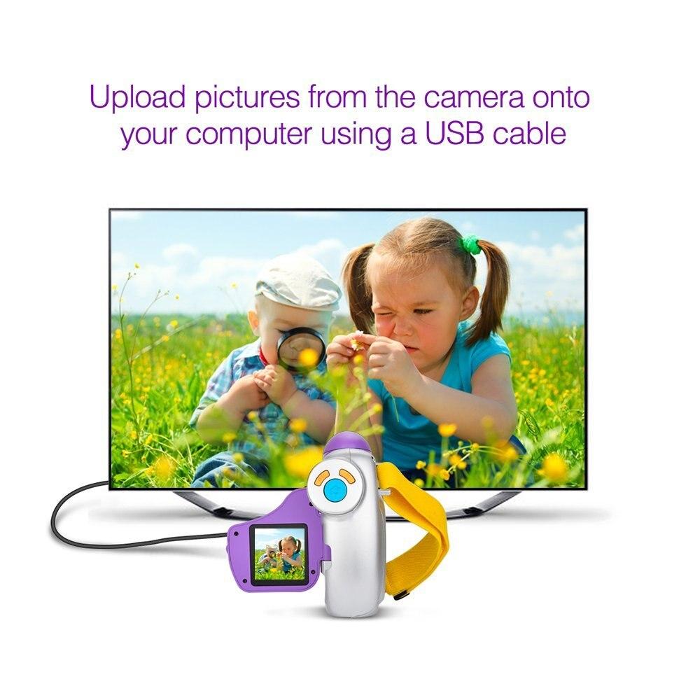 Мини цифровая камера 1,4 дюймов 5MP Детская Цифровая камера высокой четкости детская видеокамера камера Поддержка видео записи