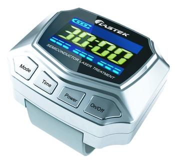 reducing hypertension cure diabetes wrist type laser treatment instrument