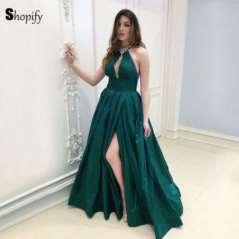 Buy sexy emerald green evening dress and get free shipping on AliExpress.com faa0c4536ce6