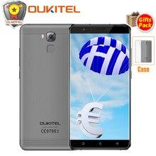 Oukitel U16 Max 6.0 «HD 3 ГБ Оперативная память 32 ГБ Встроенная память смартфона MT6753 Octa core android 7.0 сотовый телефон отпечатков пальцев 4000 мАч 4 г мобильного телефона