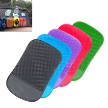 Sticky Pad Car Dashboard Holder Anti Slip Mat Key Coin Sunglass Phone Holder Auto Accessories Non Slip Pad for MP3 MP4 IPDA