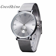 Women Female Wrist Watch Moment Clock Crystal Stainless Steel Analog Quartz Watches Bracelet Gifts Wholesale Dropshipping #20