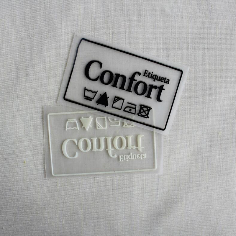 Custom Heat Transfer Labels In Garment Labels Printing Ink