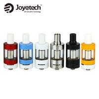 100% Original Joyetech eGo UNO Mega Atomizador 4 ml Capacidad Del Tanque De Ajuste para kit de Inicio Ego uno mega 4 ml e-jugo de Capacidad