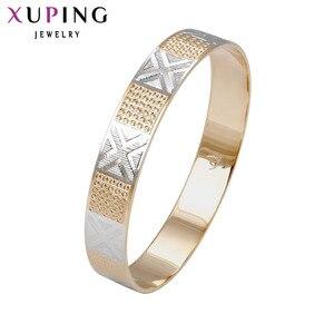 Xuping роскошный браслет, модные аксессуары, ювелирный браслет для женщин и девушек, хороший подарок, высокое качество, специальный дизайн 50981