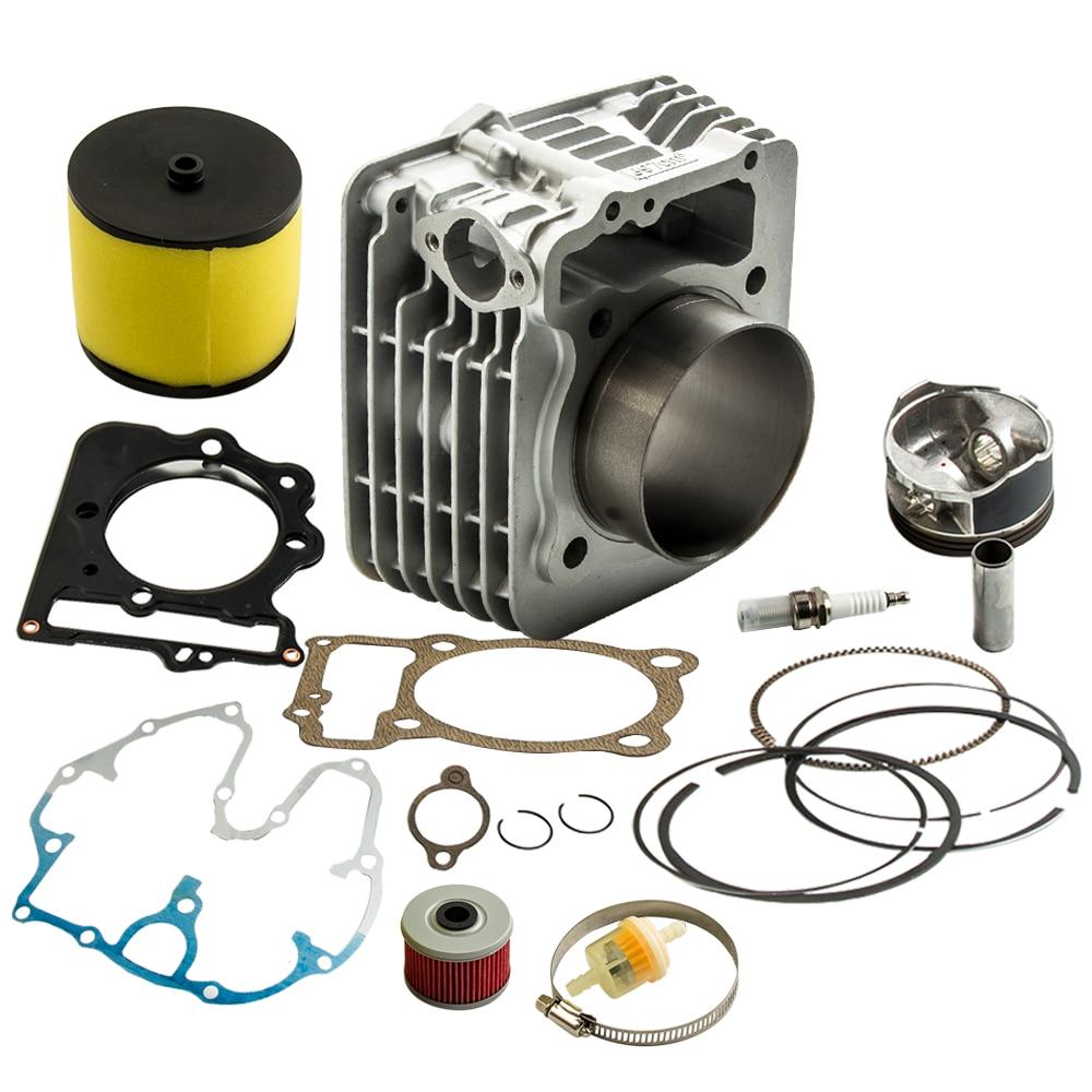 For Honda Sportrax TRX400EX 400EX Cylinder Piston Ring Top End Kit 99-08 85mm