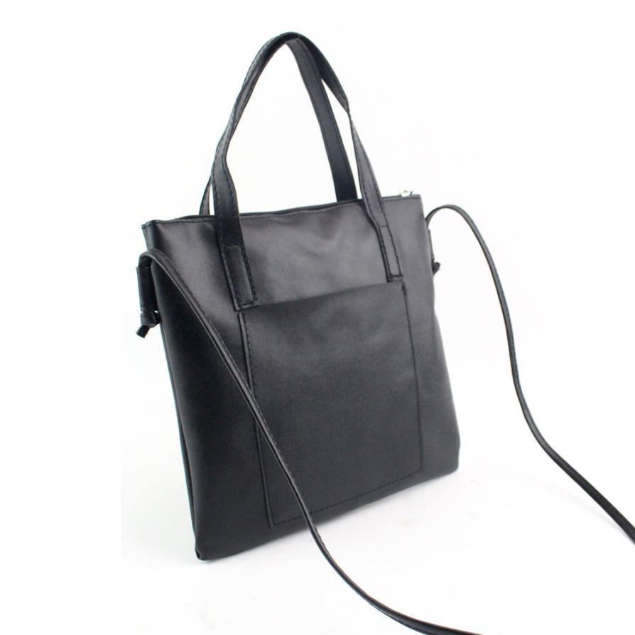 bolsa pu leather tote bolsa Interior : Compartimento Interior