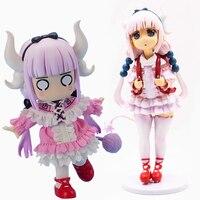 Q clay kanna kamui anime figures kawaii Collection Anime Cartoon Alice connor Action Figure Christmas Gift For Children Girls
