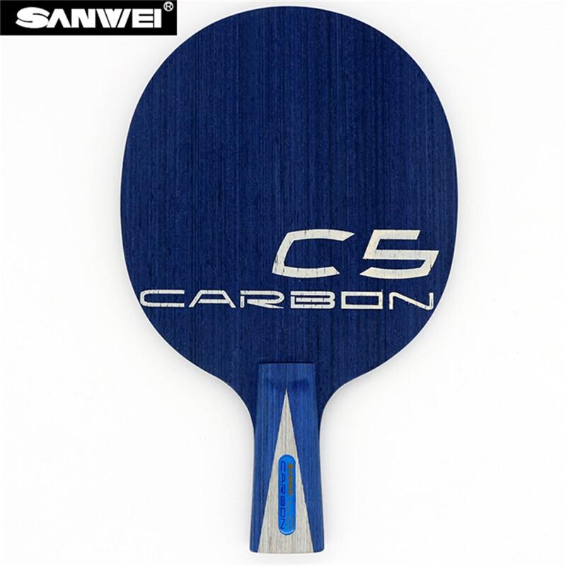 Sanwei c5 ld lâmina de tênis mesa