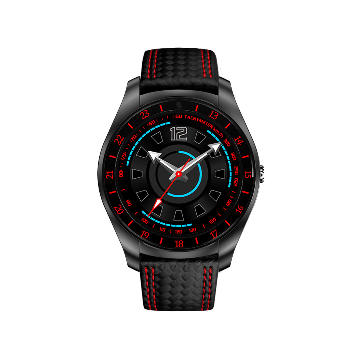 Sport Watches Clock Pedometer Blue-Tooth-Heart-Rate Smart Men's Reloj Monitor V10HR Montre