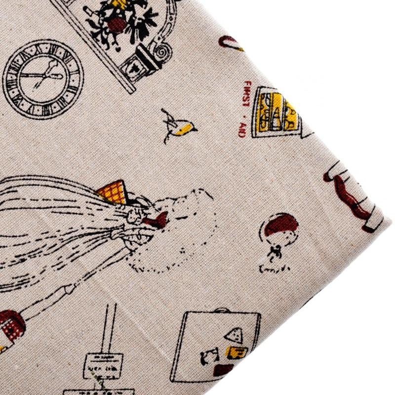 0bce50e6f19e2 Zakka Pamuk Keten Kumaş El Yapımı Ev Tekstil Kumaşlar Için Kumaş Kanepe  Perde Çanta Yastık Mobilya Kapak Metre 100x145 cm