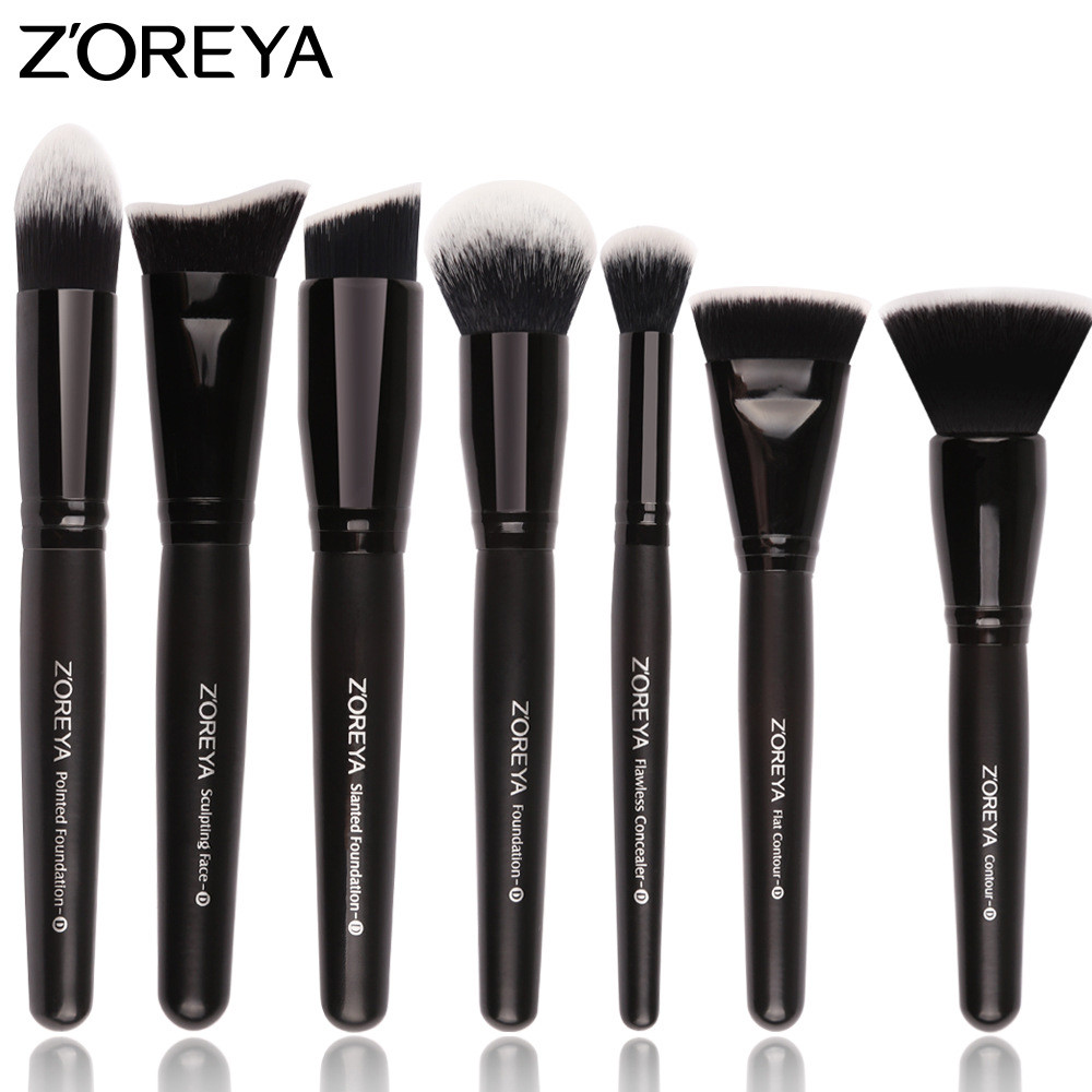 pincel maquiagemBlush Multifunctional Makeup Brush Foundation Concealer   tool Eco-friendlyA14