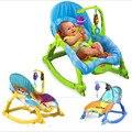 Apaciguar Bebé eléctrica Mecedora Chiar Gorilas, Puentes y Columpios de Múltiples funciones Cuna Cama de Bebé y Silla de Los Niños Al Por Mayor de oscilación