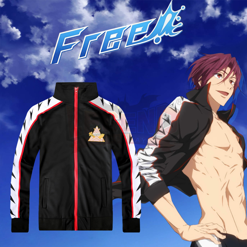Cosplay Legend Free Eternal Summer Rin Matsuoka Adult Costume Black Jacket Adult Costume Black Costumecostume Adult Aliexpress There's a problem loading this menu right now. us 19 0 cosplay legend free eternal summer rin matsuoka adult costume black jacket adult costume black costumecostume adult aliexpress