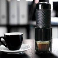 Máquina de café portátil versão de automática americana  mini máquina de café  copo  máquina elétrica de café