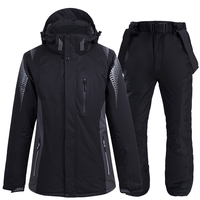 Skiing jackets and pants Men and women ski suit Snowboarding sets Very Warm Windproof Waterproof Snow outdoor Winter Clothes