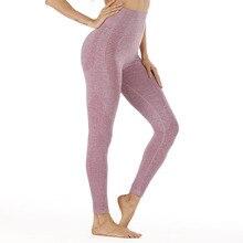 High Waist Gym  Seamless Leggings Push Up Tummy Control  Leggins quick-drying Sport Women Fitness Running Yoga Pants Energy недорого