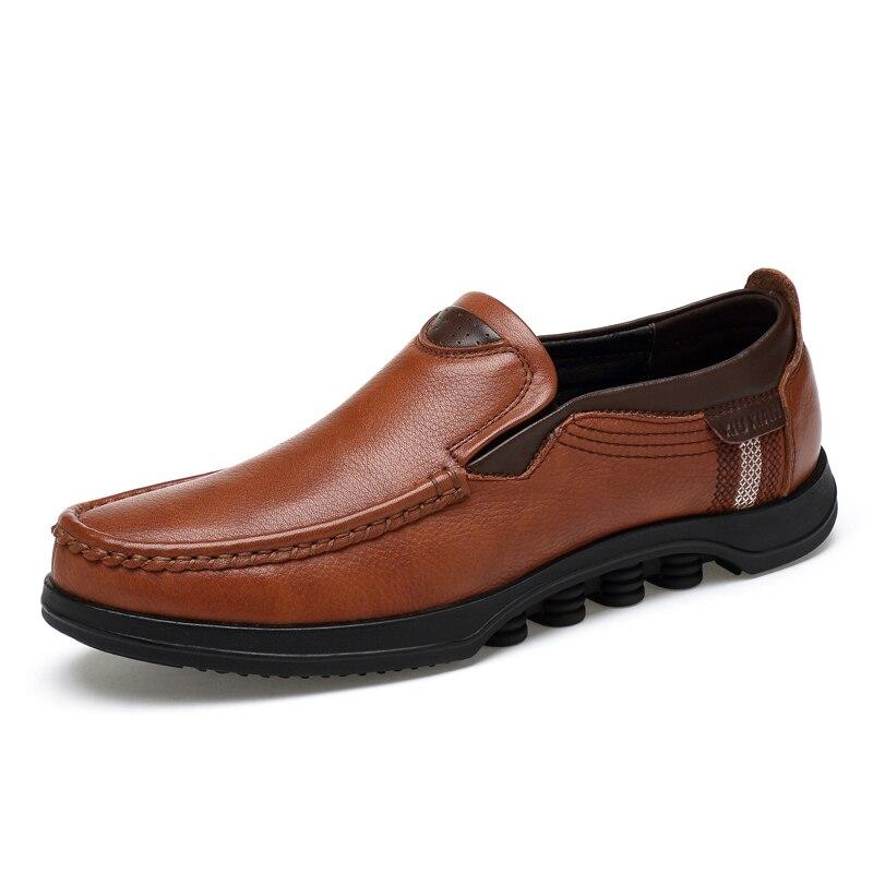 CLAX الرجال أسود اللباس أحذية 2019 الخريف أحذية من الجلد جلد طبيعي تجارية (سابقا) الرسمي أحذية الزفاف الأحذية الفاخرة العلامة التجارية-في أحذية رسمية من أحذية على  مجموعة 2