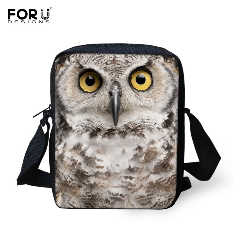 FORUDESIGNS Cute Animal Bag...
