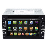 DR6533 Android 4 4 4 Cortex A9 CPU Car DVD Stereo Video Player GPS Navigation Console