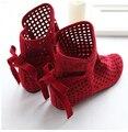 Big Size 34-43 das Mulheres Botas de Verão Apartamento Baixa Cunhas Ocultas Recorte mulheres Botas Senhoras Vestido Casual Shoes Hot sale Bonito Flock A219