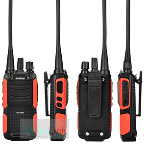 Image 2 - חם 5W Baofeng bf 999s בתוספת Walkies Uhf רדיו 999(2) שתי דרך רדיו משדר לביטחון, מלון, בשר חזיר BF999s עדכון של 888s