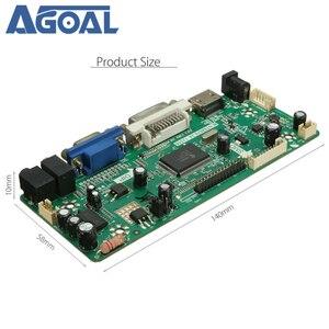 Image 2 - M.NT68676.2A LCD/Điều Khiển Đèn LED Ban Laptop Tái Trang Bị Driver Bảng Đầu Vào Âm Thanh NT68676 (UFG) VGA DVI