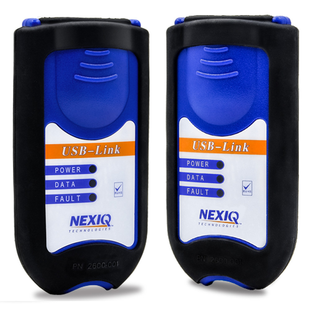 High Quality NEXIQ 125032 USB Link Diesel Heavy Duty Truck Diagnostic Tool Better than DPA5 Nexiq Free Shipping  цены