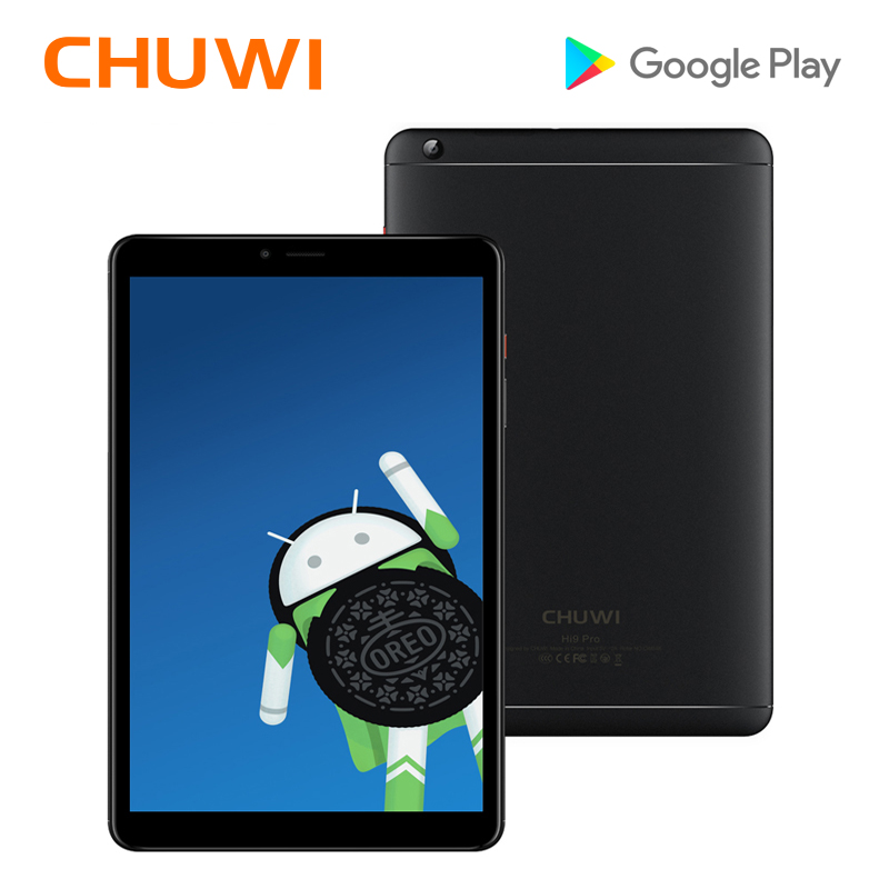CHUWI Originale Hi9 Pro Tablet PC Deca Core MT6797 X20 3 GB RAM 32 GB ROM Android 8.0/8.1 2 K Écran Double 4G Tablet 8.4 Pouces