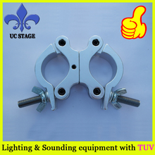 truss lighting clamp/50mm pro swivel truss clamp/truss clamp with TUV