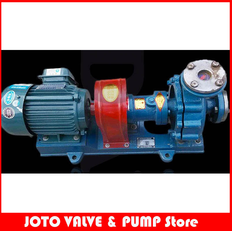 32-32-160 1.5KW 380V Three Phase 50hz Continuous Circulation Hot Oil Pump32-32-160 1.5KW 380V Three Phase 50hz Continuous Circulation Hot Oil Pump
