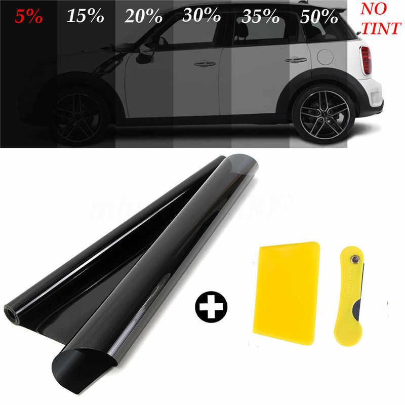 HOHOFILM 50cmx200cm 25% 45%VLT Window Film Car Auto Smart