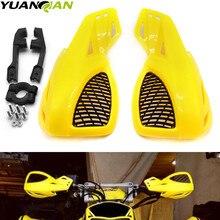22 мм мотоцикла Dirt Bike ATV руль рукавицы Рука гвардии Для KTM SX SXF EXC xcw EXC F 85 125 250 300 350 450 530 kawasaki