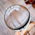 120 мм K9 прозрачный магический хрустальный шар  стеклянная сфера для аксессуаров для фотосъемки