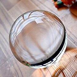 120mm K9 Clear Magic Crystal Ball Glaskugel für Fotografie Zubehör