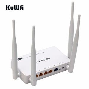 Image 2 - Высокомощный беспроводной маршрутизатор openWRT, 300 Мбит/с, предварительно загруженный мощный Wi Fi сигнал, беспроводной маршрутизатор, Домашняя сеть с антенной 4*5 дБи