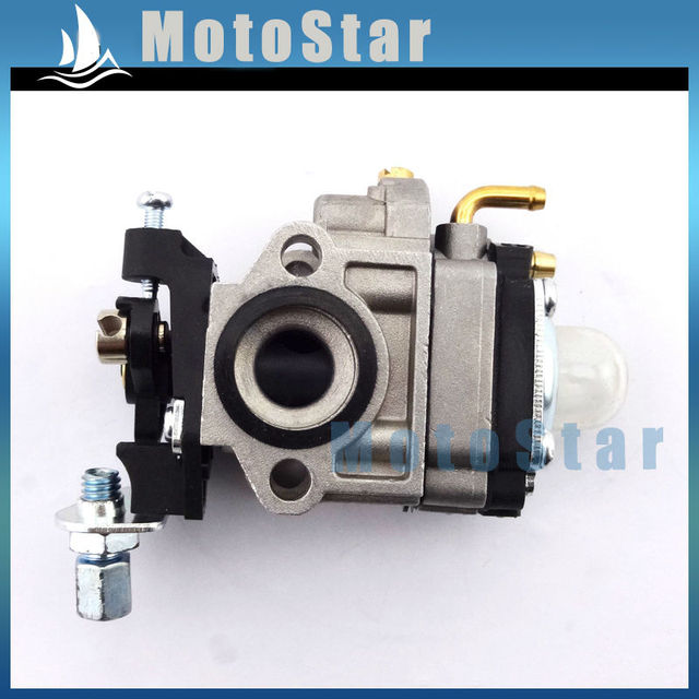 Carburetor For 26cc 33cc 2 Stroke Kragen Zooma Bladez Goped Gas Scooter Minimoto Eskimo Stingray
