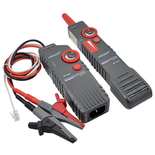 Noyafa новый дизайн NF 820 кабельный тестер высокое низкое напряжение анти помехи потолок стены Lan провода локатор трекер тона