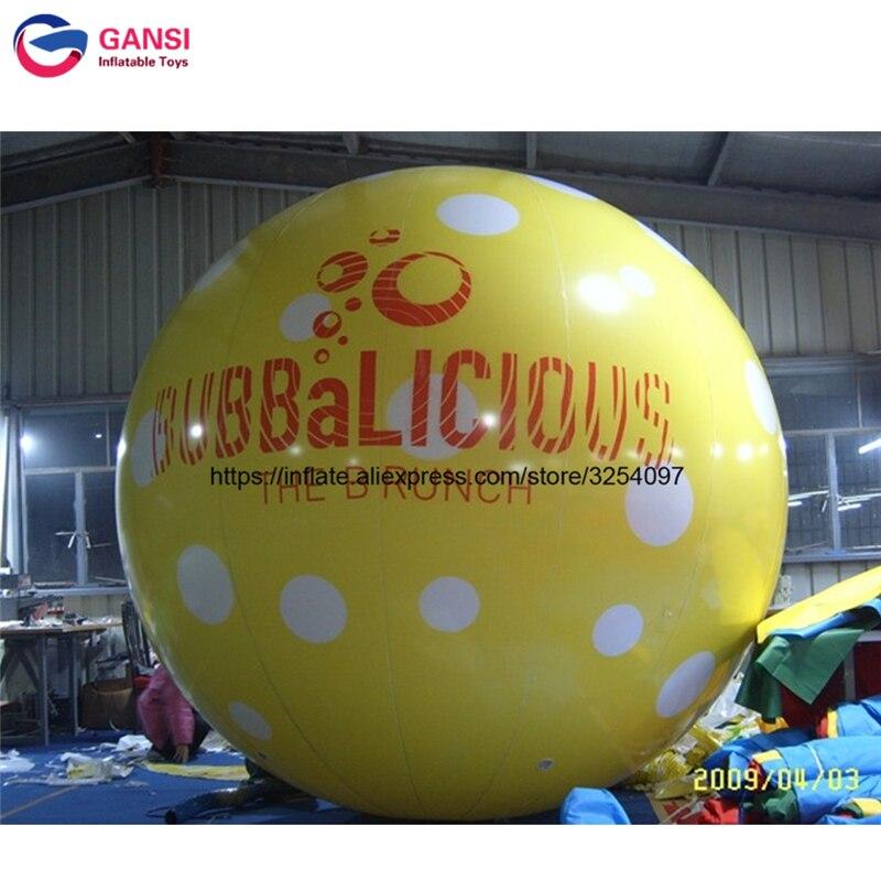 Publicité gonflable ballon d'hélium/gonflable air ballon décoration ballon